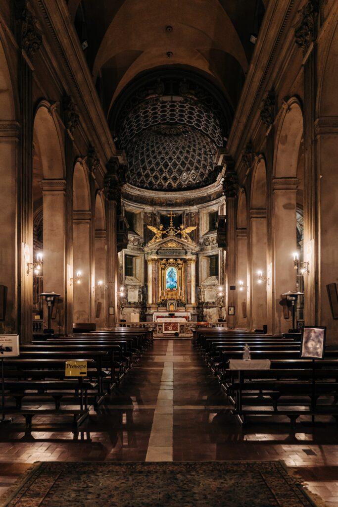 Santa Maria della Consolazione architectural style